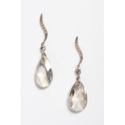 Earring Silver Shadow
