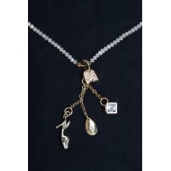 Long Necklace Maya