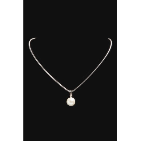 Necklace Pendant Pearl