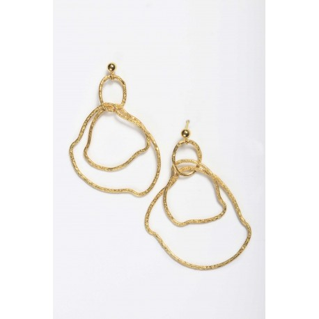 Earring Camille Gold